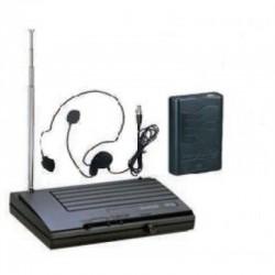 Microfono inalambrico LEEM VHF-18H de cabeza