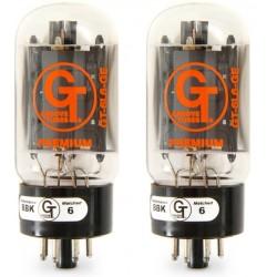 Válvula GROOVE TUBES GT-6L6-GE Med Duet