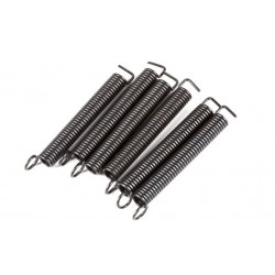 Muelle FENDER Tremolo Tension Springs Black (001-8671-049)
