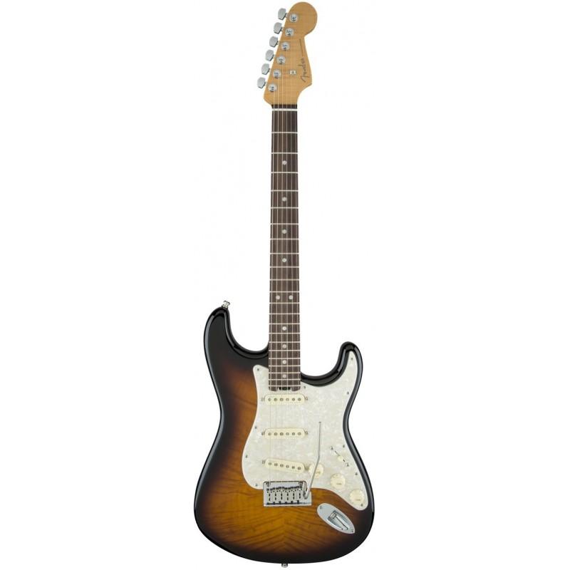 Guitarra Electrica FENDER Limited Edition American Elite Stratocaster 2-Color Sunburst RW