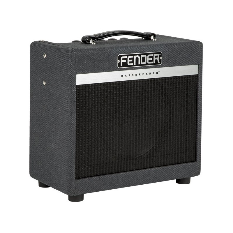 Amplificador FENDER Bassbreaker 007