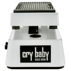 Pedal DUNLOP 105Q Cry Baby Mini Bass Wah