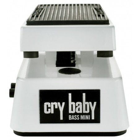 Pedal DUNLOP 105Q Cry Baby Mini Bass Wah