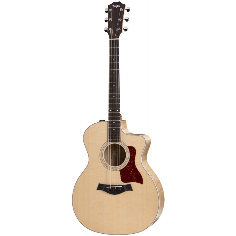 Guitarra Acústica TAYLOR 214ce-QM Deluxe Special Edition