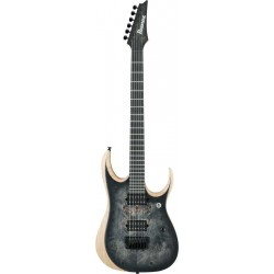 Guitarra Eléctrica IBANEZ RGDIX6PB-SKB Iron Label Surreal Black Busrt