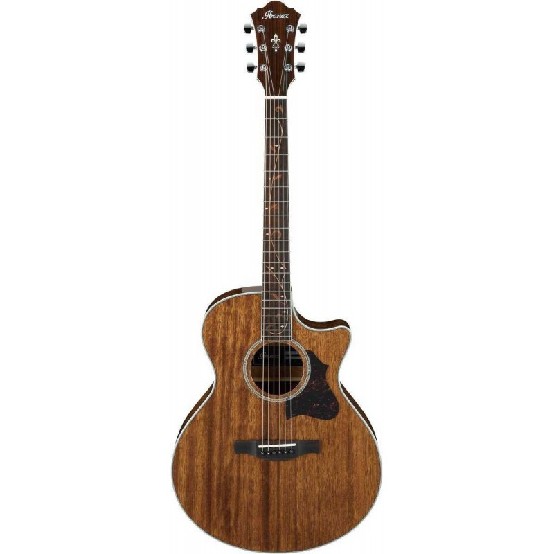 Guitarra Acústica IBANEZ AE245-NT Natural High Gloss