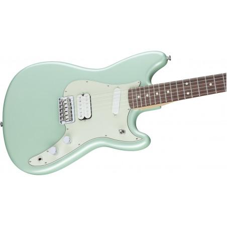 Guitarra Eléctrica FENDER Duo-Sonic HS Surf Pearl RW