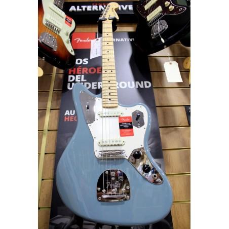 Guitarra Eléctrica FENDER American Professional Jaguar Sonic Gray MN