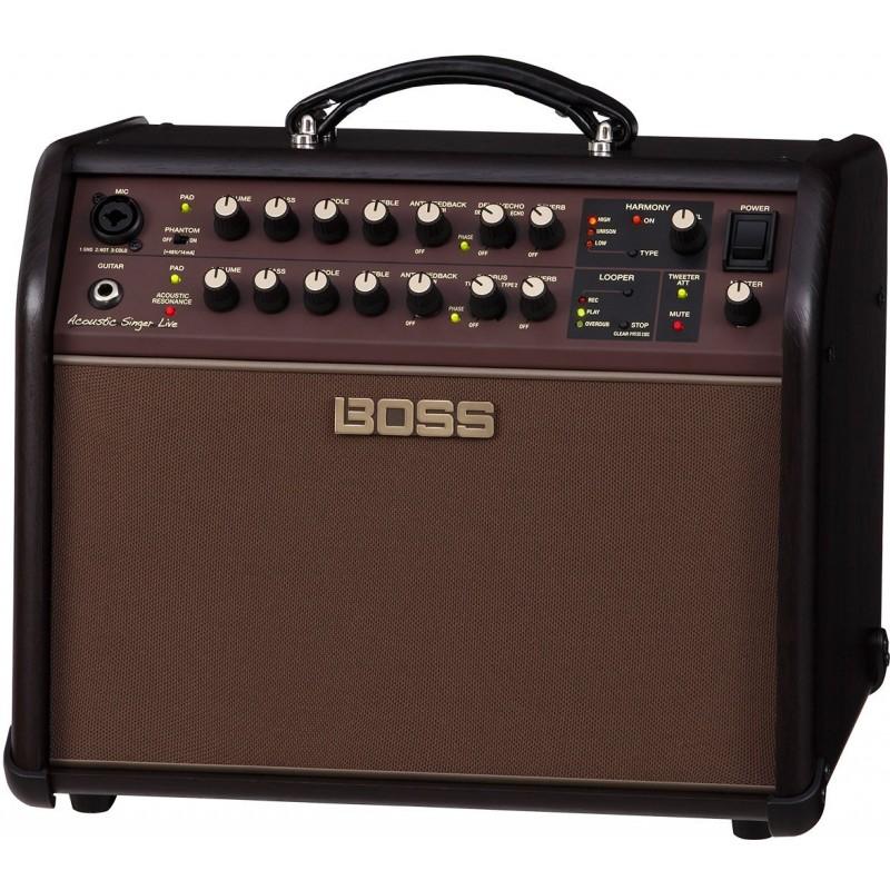 Amplificador BOSS Acoustic Singer Live
