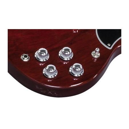 Guitarra Eléctrica GIBSON SG Standard 2017 HP Heritage Cherry