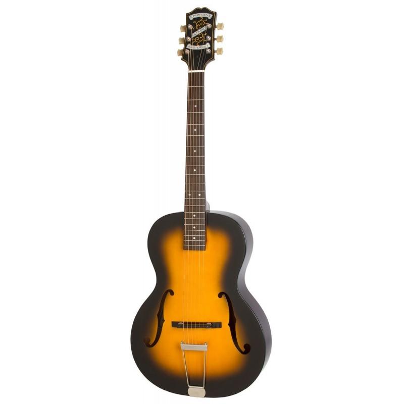 Guitarra Acústica EPIPHONE Masterbilt Century Olympic Violin Burst