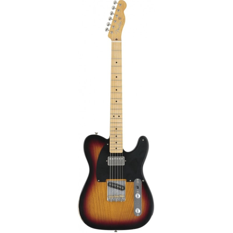 Guitarra Electrica FENDER Special Edition Road Worn Hot Rod Telecaster 3-Tone Sunburst MN