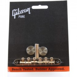 Puente GIBSON PBBR-020 Gold ABR-1