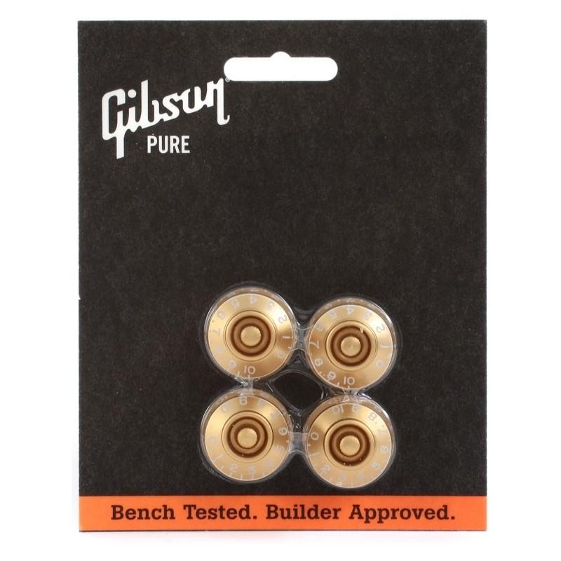 Boton GIBSON Speed Knob PRSK-020 Gold