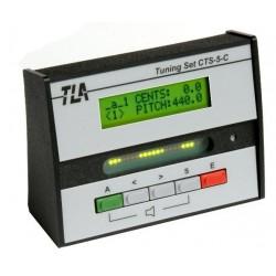 Afinador electronico TLA CTS-5-C