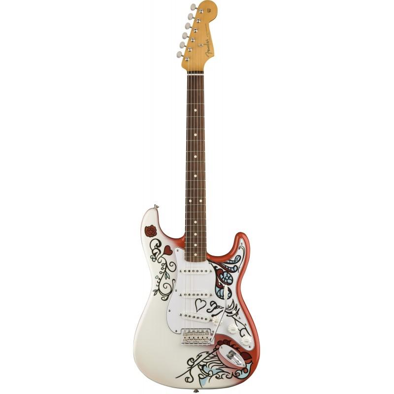 Guitarra Eléctrica FENDER stratocaster Hendrix Monterey