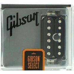 Pastilla GIBSON 490T Bridge Double Black IM90T-DB