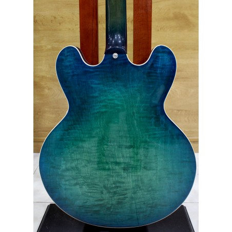 Guitarra Electrica GIBSON ES-335 Figured Aquamarine 2018