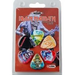 Pua PERRI´S Iron Maiden LP-INM2 (6 Und.) Foto: \192