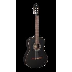 Guitarra Clasica ALHAMBRA 1C Black Satin