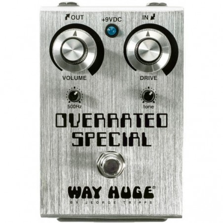 Pedal WAY HUGE WHE208 Overrated Special Overdrive