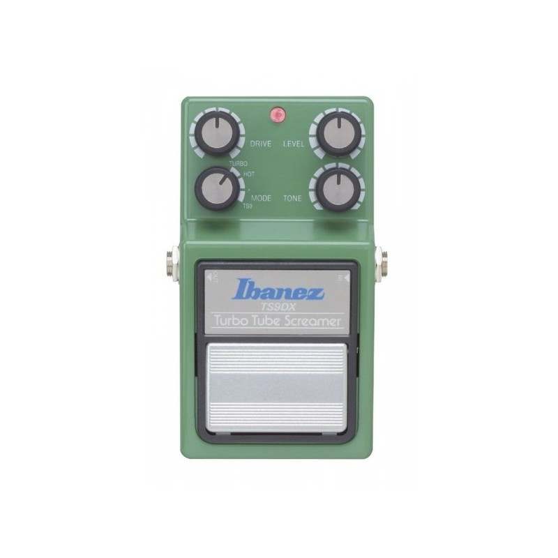Pedal IBANEZ TS9DX Turbo Tube Screamer