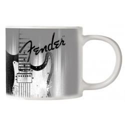 Taza FENDER Airbrush Strat Mug