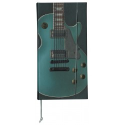 Libreta BONCAHIER Rock Gibson Les Paul
