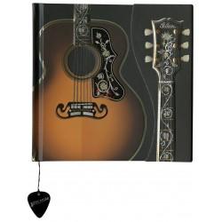 Libreta BONCAHIER Guitars Super Jumbo 200