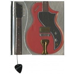 Libreta BONCAHIER Guitars Dwight Valco Supro