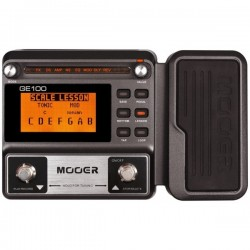 Pedalera MOOER GE-100