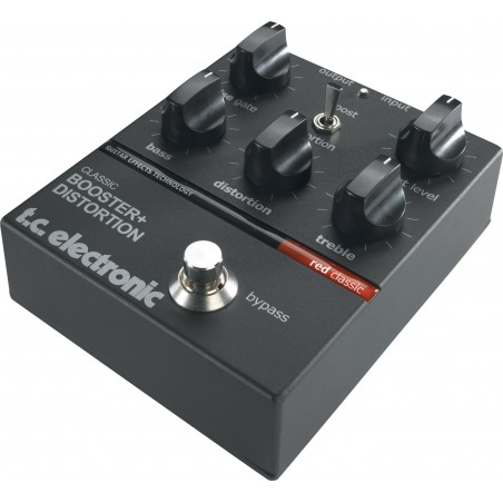 Pedal TC ELECTRONIC Classic Booster + Distortion Foto: \192