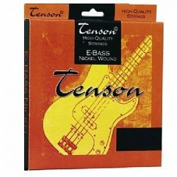 Cuerdas Bajo TENSON (45-130) Foto: \192