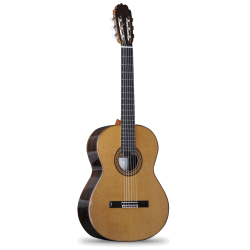 Guitarra Clasica ALHAMBRA LUTHIER Ziricote 50 Aniversario