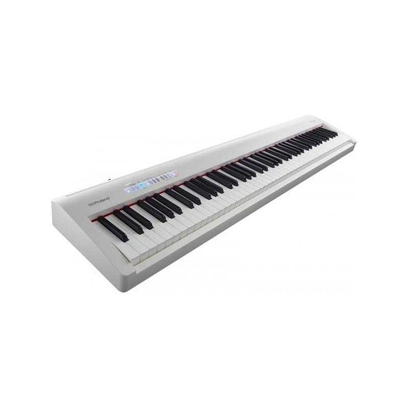 Piano Digital ROLAND FP-30 WH Blanco