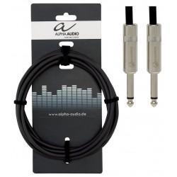 Cable ALPHA AUDIO Pro Line Jack-Jack 30cm