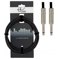 Cable ALPHA AUDIO Pro Line Jack-Jack 9m