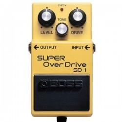 Pedal BOSS SD-1 - Super Overdrive