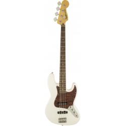 Bajo SQUIER Vintage Modified Jazz Bass Olympic White RW Foto: \192