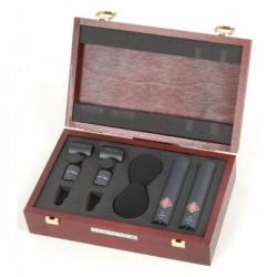 Micrófonos NEUMANN KM-184 Set Foto: \192