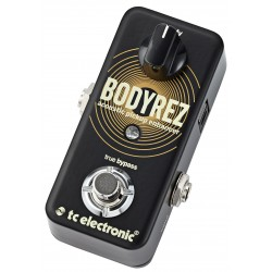 Pedal TC ELECTRONIC BodyRez - Acoustic Pickup Enhancer Foto: \192