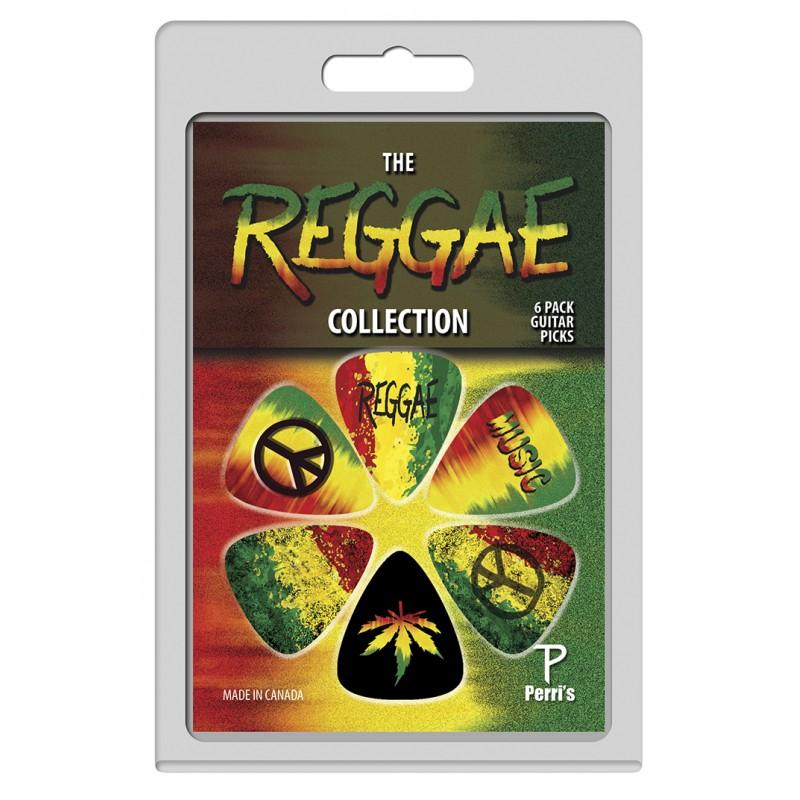Pua PERRI´S Reggae LP-PP03 (6 Und.) Foto: \192
