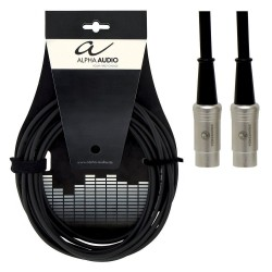 Cable ALPHA AUDIO Pro Line Midi-Midi 1,5m Foto: \192