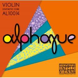 Cuerdas Violin THOMASTIK Alphayue AL-100 3/4 Foto: \192