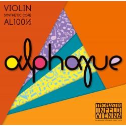 Cuerdas Violin THOMASTIK Alphayue AL-100 1/2 Foto: \192