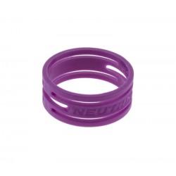 Anillo NEUTRIK XXR-7 Para XLR Color Violeta Foto: \192