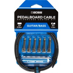 Cable BOSS BCK6 Pedalboard Cable Kit Foto: \192