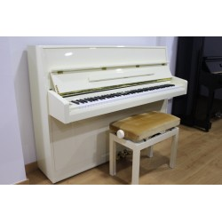 Piano Vertical SAMICK JS-043 Blanco Segunda Mano Foto: \192