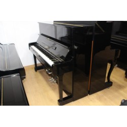 Piano Vertical YAMAHA U-1H Silent Negro Reacondicionado Foto: \192