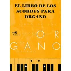 Libro de los Acordes para Organo - Carish Foto: \192